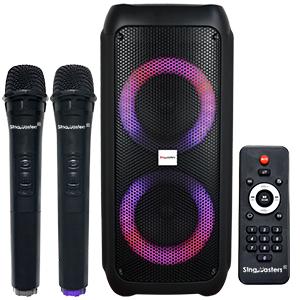karaoke party speaker bluetooth system PA