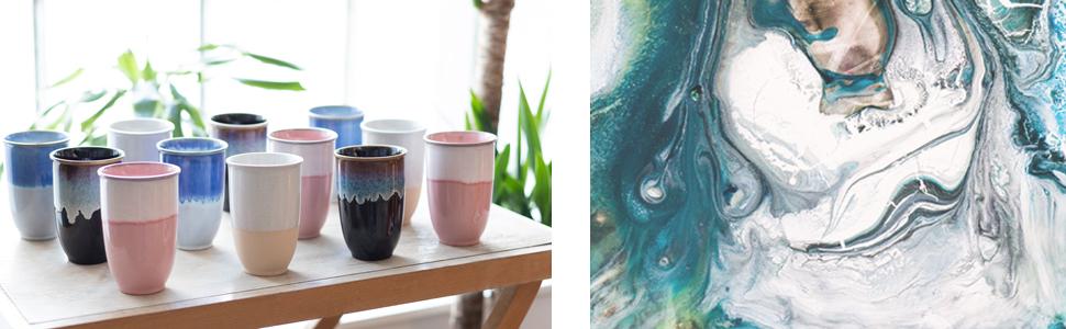 Nova ceramics cups