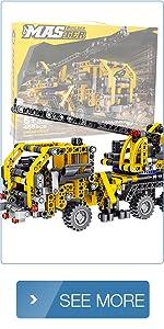 Crane Building Kit