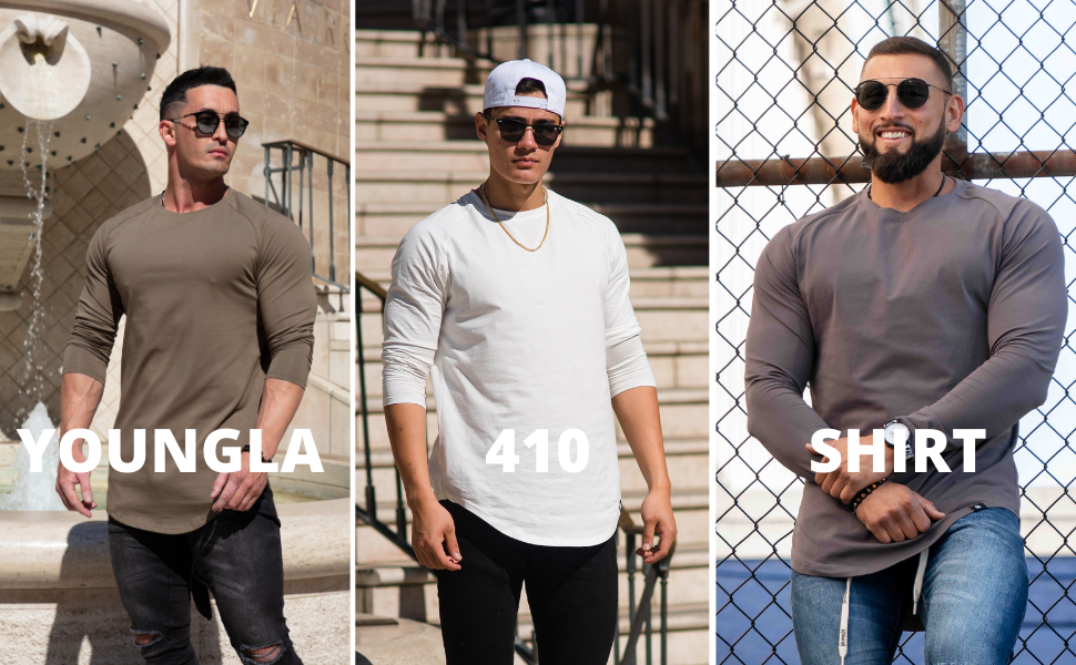 410 The Perfect Long Sleeve Shirt