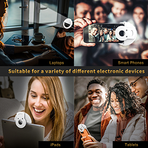 Different electronic devices