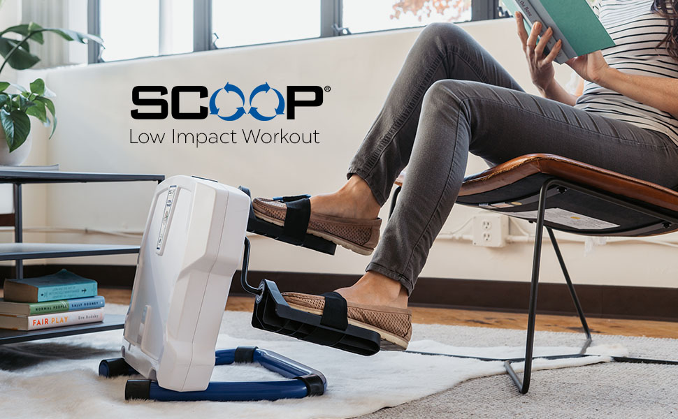 The Scoop Low Impact Workout