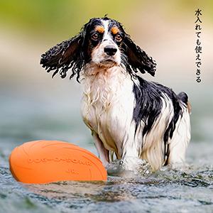 水にも浮きます。プール、水、川、湖でも遊びできる