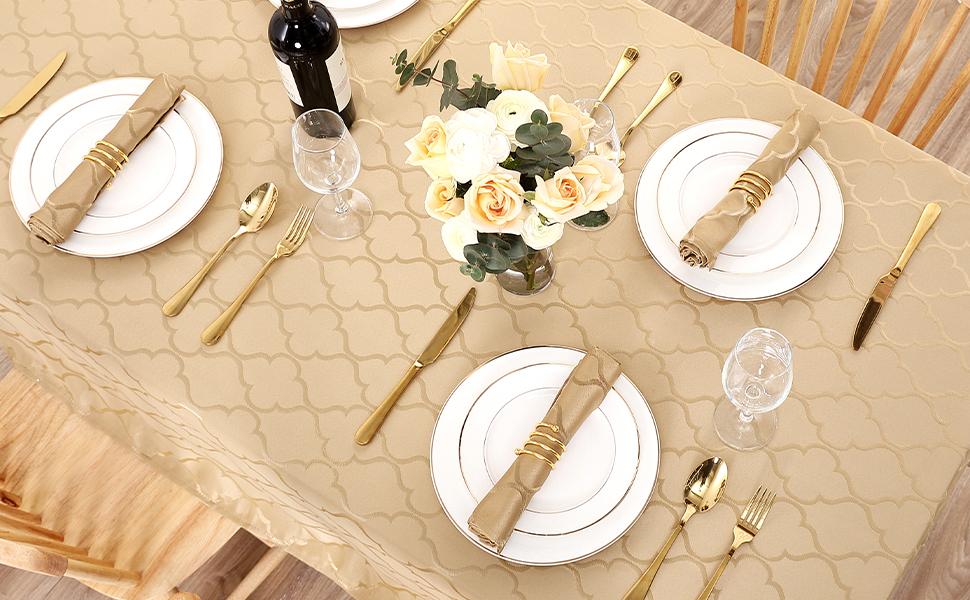 table cloths rectangle