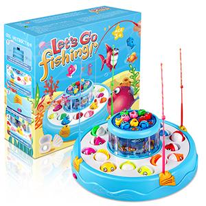 Fishing Set Toy