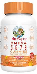 Amazon Com Vegan Omega 3 6 7 9 Gummies Supplement Plant Based