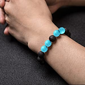 ssential Oil Diffuser Bracelet