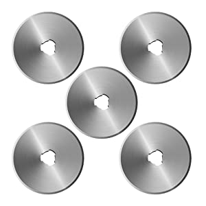 5 replacement blades