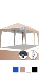 10x20 Pop up Canopy