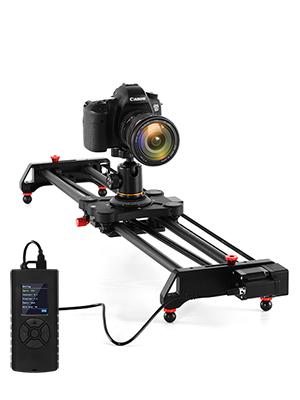 Slider video motorizzato