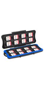 Nintendo Switch Game Card Case- Younik Game Card Storage Box
