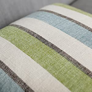 quality fabric material farmhouse pillow