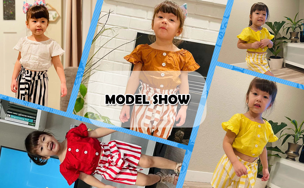 Toddler Kids Baby Girl Clothes