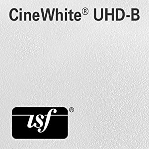 Akia screens fixed frame projection screens CineWhite UHD-B front indoor movie theater wide viewing