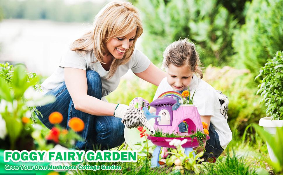 fairy gardens for kids