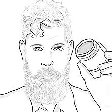 Beard Balm Application