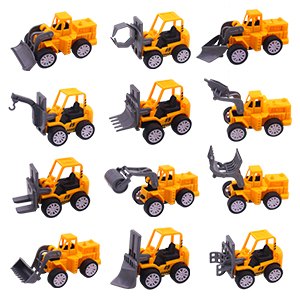 迷你工程车玩具