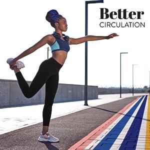 better circulation