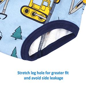 reusable training underwear