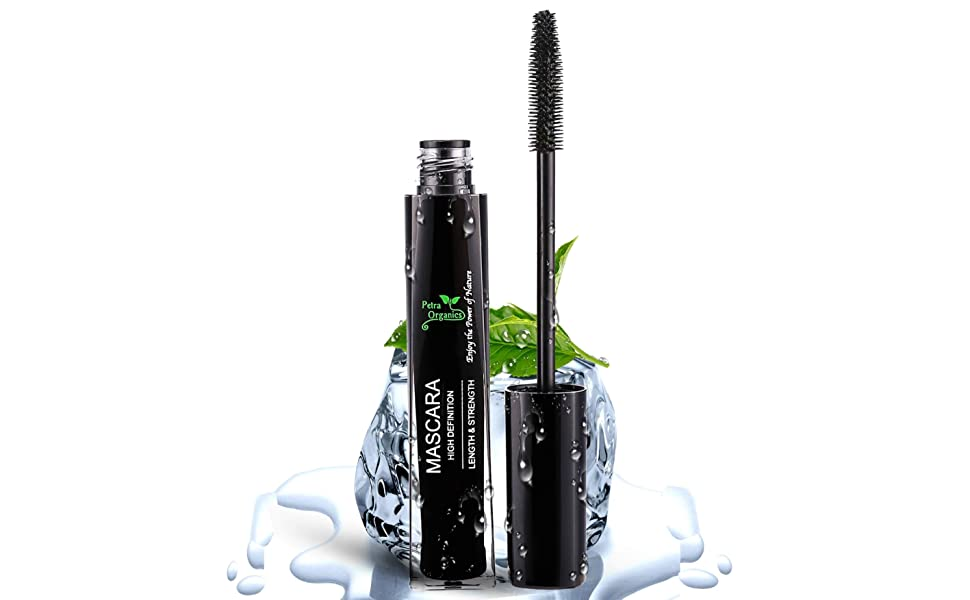 4d silk fiber lash mascara organic mascara waterproof mascara voluminous mascara lengthening mascara