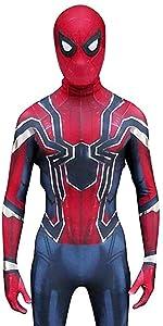 iron spider avengers far from home tom holland tony start infinity war endgame avenger
