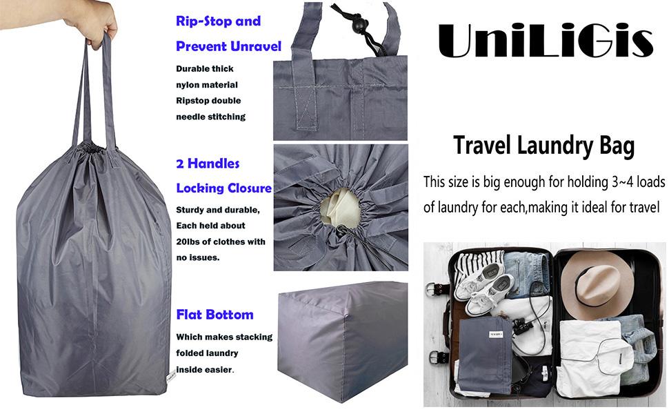 wEQDJKigj yu3 Mesh Laundry Bags White