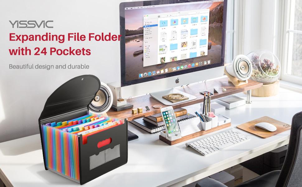 Expandable File Organizer