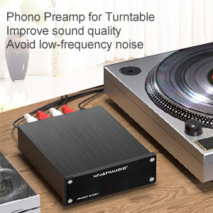 Preamp for Turntable