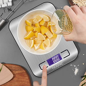 Digital Kitchen Scale-Tare Function