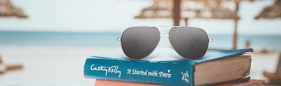 Retro Classic Trendy Stylish Sunglasses for Men