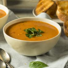 homemade, soup, bisque, tomato soup, grilled cheese, bowl of soup