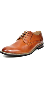Men's Leather LiMen's Leather Lined Dress Oxfords Shoesned Dress Oxfords Shoes