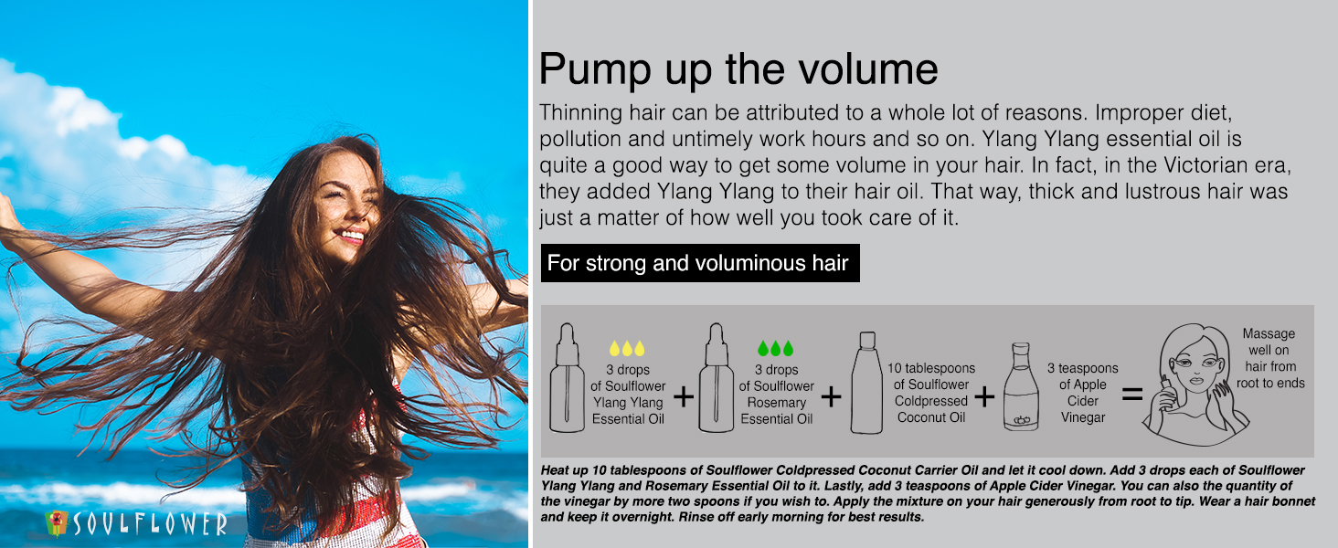 Pump up the volume volumionous hair thick