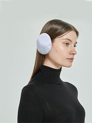 Bandless Ear Warmers