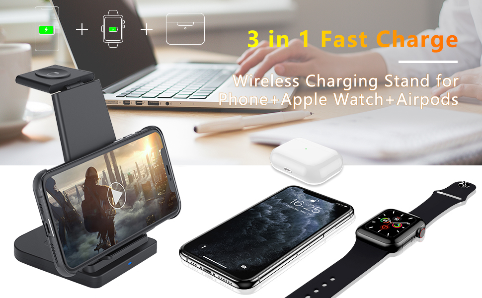 3 in 1 fast charge