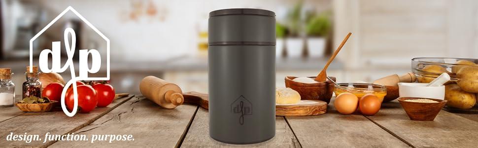 DFP Food Flask