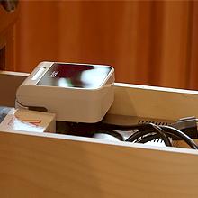 Imersa Elite stored inside a kitchen drawer