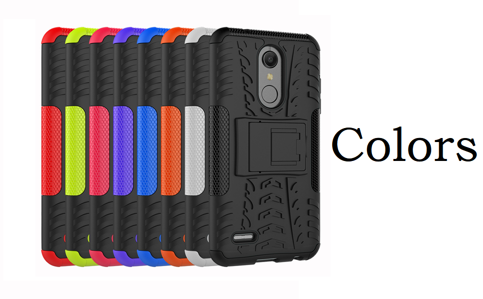 LG Phoenix 4 Case