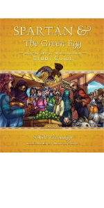 spartan and the green egg adventure literature elementary