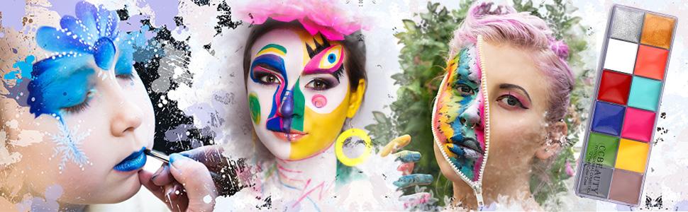 body paints