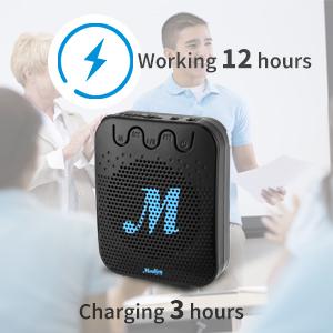 Portable Rechargeable Mini Voice Amplifier
