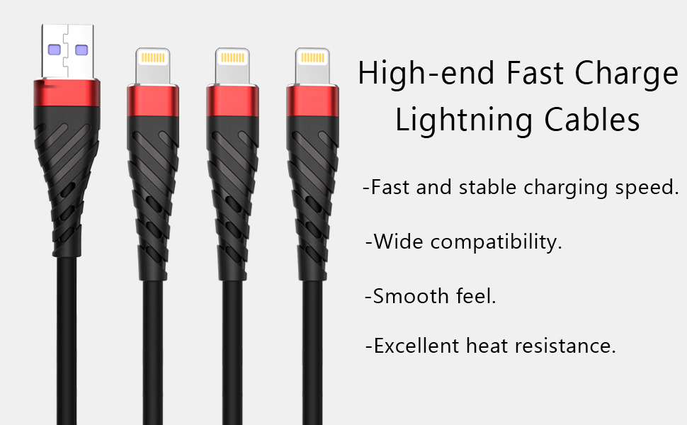 Lightning Charger Cable