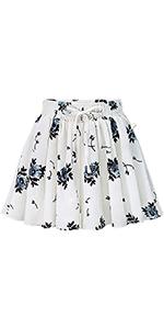 flowy skirts