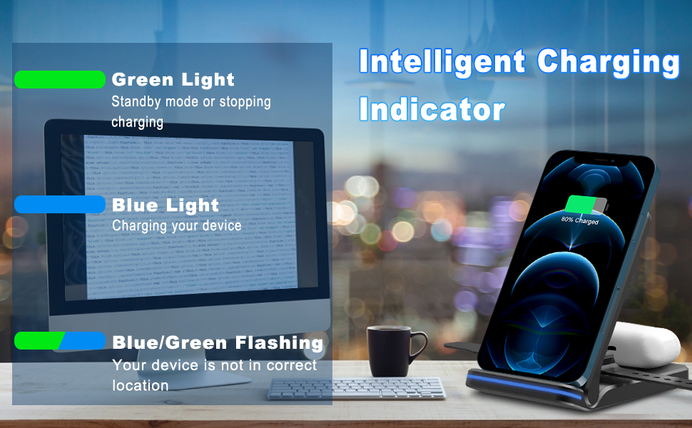 Intelligent Charging Indicator
