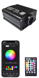 2020 upgraded bluetooth app starlight kit
