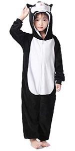 Panda Carnaval Disfraces Pijama Animales Disfraces Outfit ...