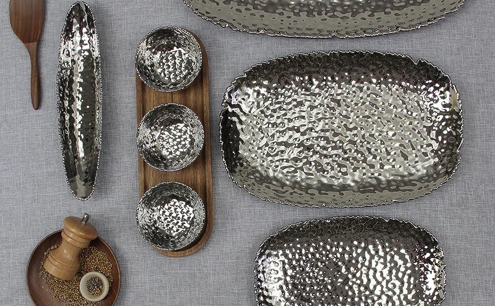 Titanium; Porcelain; Silver