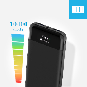 モバイルバッテリー 10000
