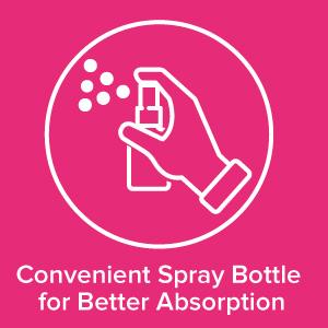 convenient spray