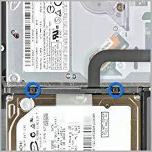 MMOBIEL Reemplazo de Cable de Disco Duro HDD Compatible con ...